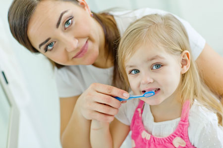 Pediatric Dentist - Baby Bottle Tooth Decay